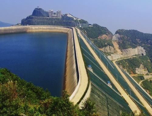 阳江抽水蓄能电站
